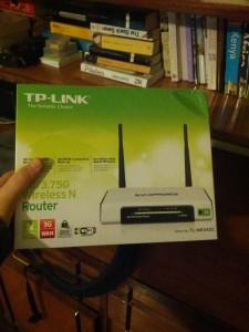 TP-Link MR3420