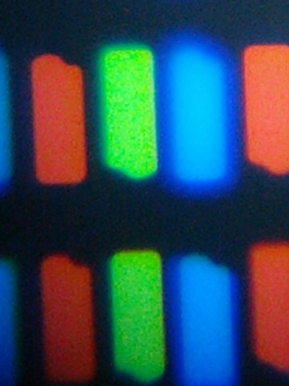 Pixels on an Asus Zenbook (modded Galaxy Nexus camera)