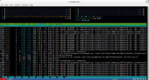 Compiling CyanogenMod 10 on eight threads