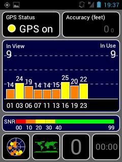 GPS working on U8185 on CyanogenMod 9